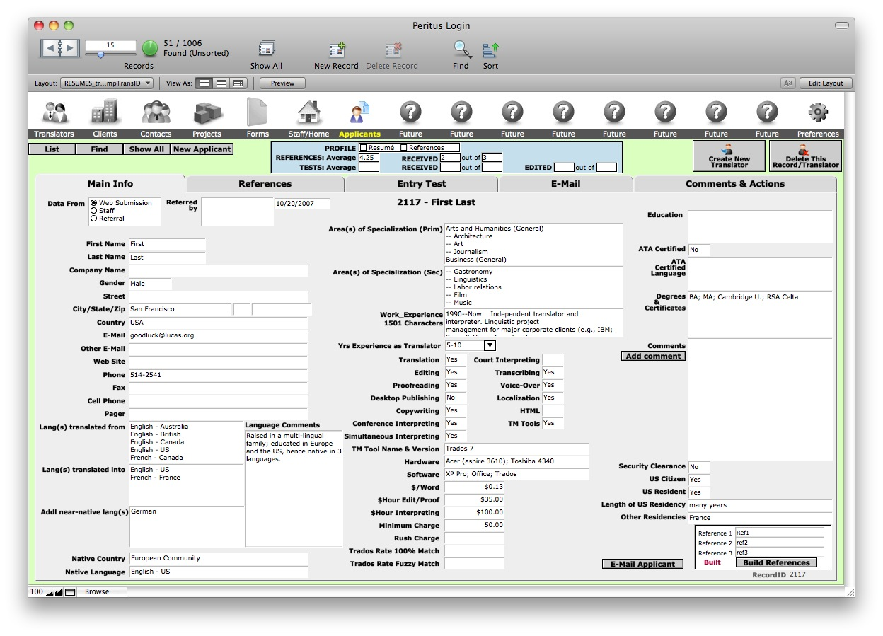 Free download wrq reflection 12 0 free programs backuperfor for Filemaker pro 13 templates