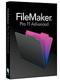 FileMaker Pro Advanced 11