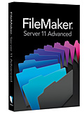 FileMaker Server Advanced 11 title=
